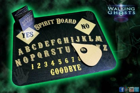 Ouija Spirit Board Traditional Oracle Victorian Clairvoyant Divination